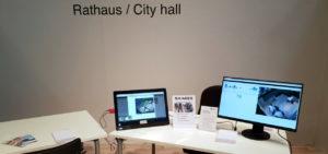 Video Analytics von SAIMOS kann im Rathaus und öffentlichen Institutionen eingesetzt werden.