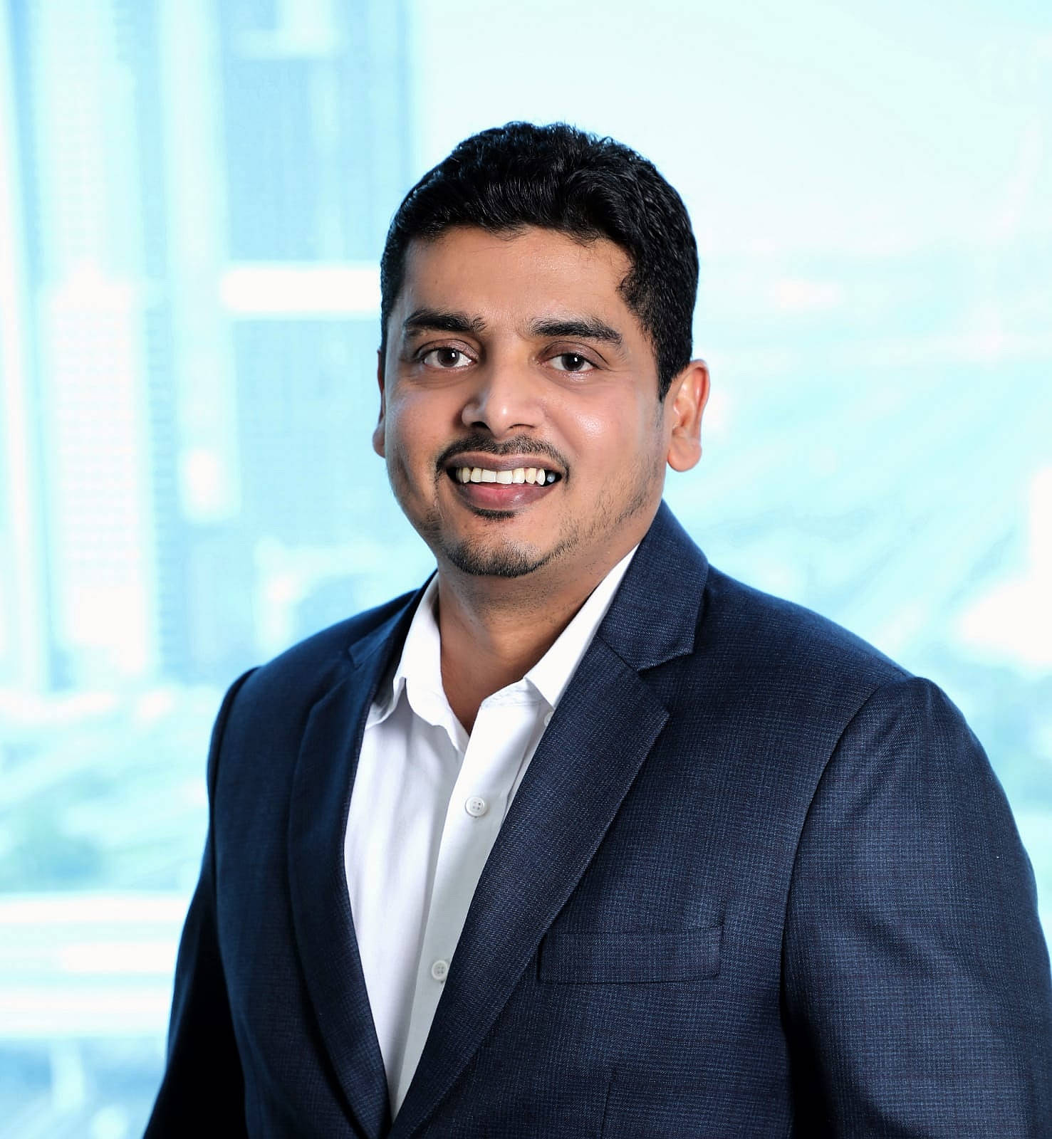 Hasan Basri joined SAIMOS as Regional Manager, ME